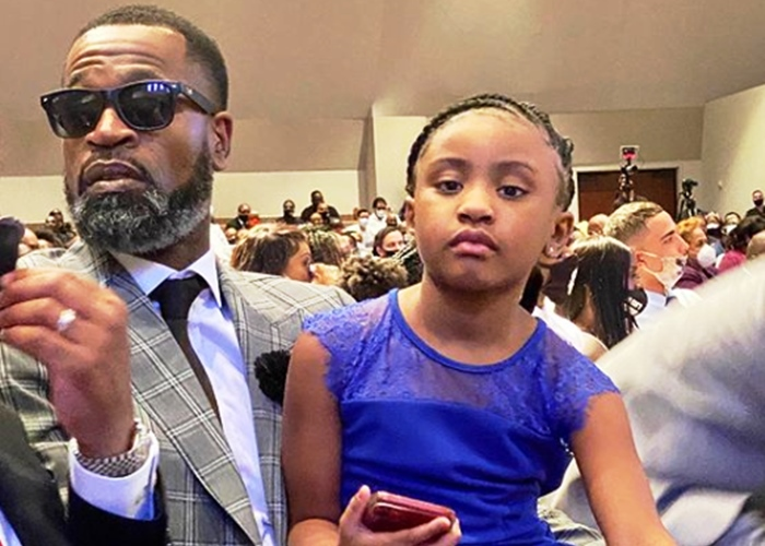 George Floyd's 6-year-old daughter offered full scholarship to Texas Southern University