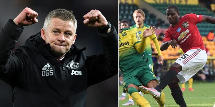 Manchester United boss Solskjaer hails Odion Ighalo