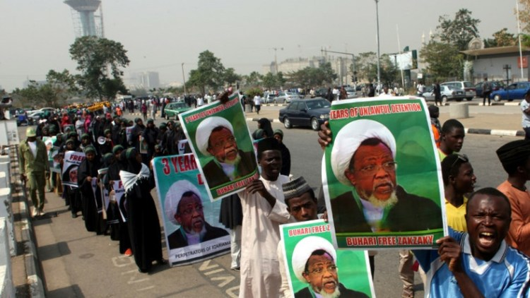 Police to pay N15m to families of three Shiites members who were killed in Abuja