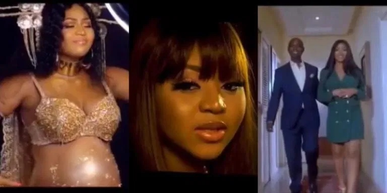 Regina Daniels Set To Release A Documentary Video Of Her Pregnancy And Birth – Watch Trailer