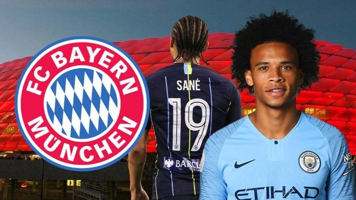 Bayern Munich To Sign Leroy Sane For 54.8m In A 5-Year Deal