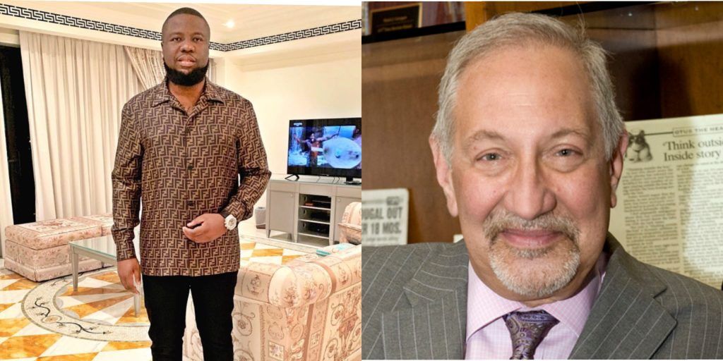 Hushpuppi has hired Micheal Jackson ex lawyer, Mark Geragos  Samklef