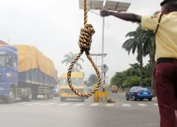 LASTMA official stabs lover, kills self in Lagos