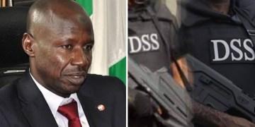 DSS denies arresting EFCC boss, Magu