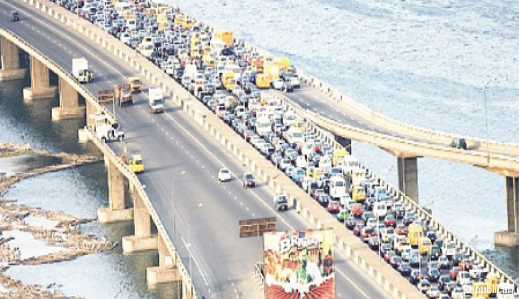 FG to resume Third Mainland Bridge repairs