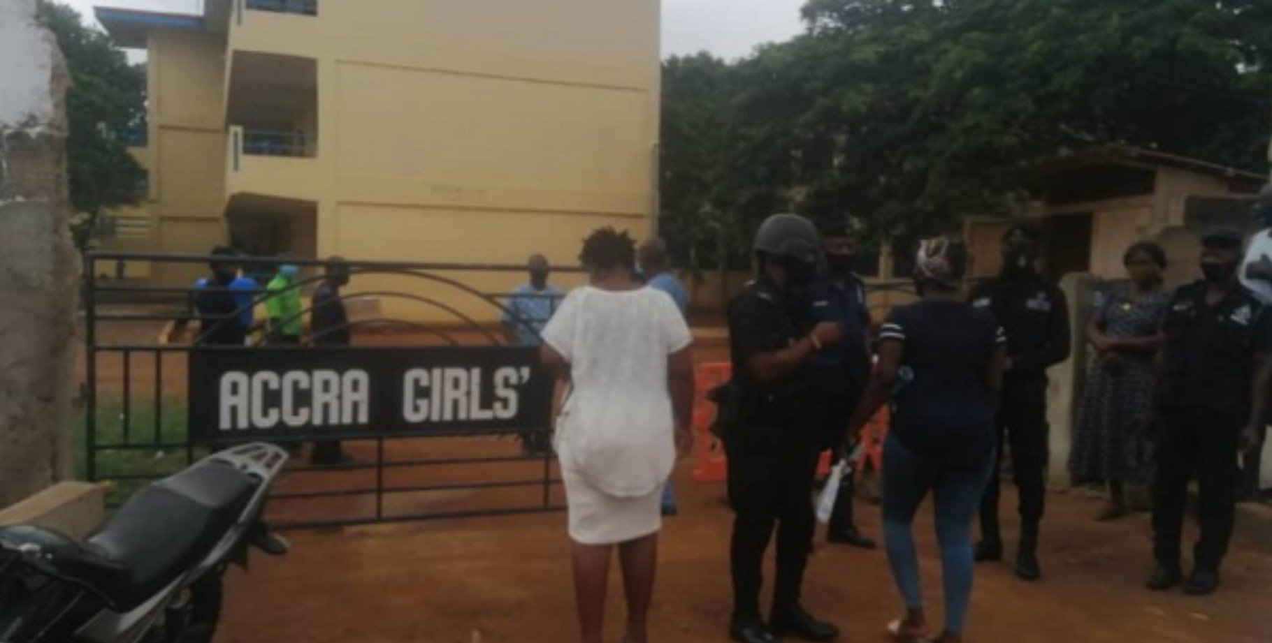 Teacher, wife, six students test positive for COVID-19 in Ghana school one week after resumption