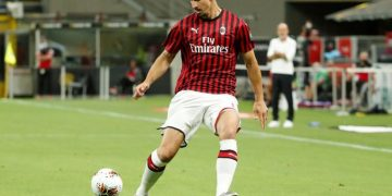 Im president, coach and player in AC Milan, Zlatan Ibrahimovic declares