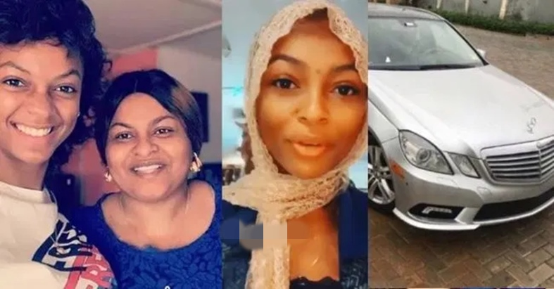 Adeherselfs mother dragged for pricing a Benz while her daughter is in EFCC Net