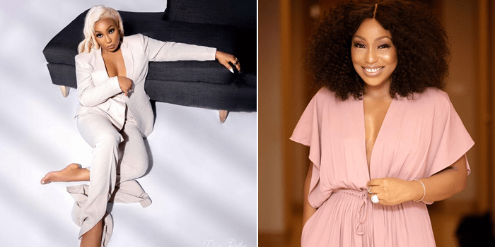 Actress Rita Dominic clocks 45
