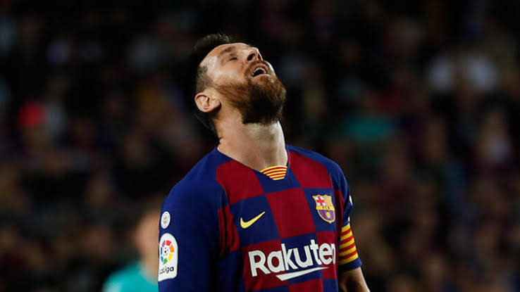 BREAKING: I'm leaving, Messi tells Barcelona