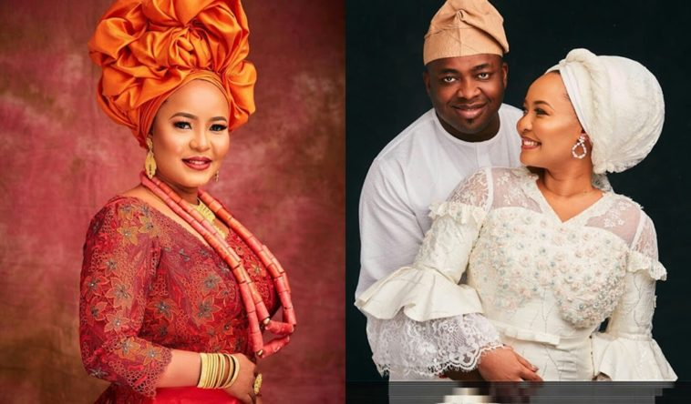 Oba Elegushi welcomes first child with Queen Hadiza - News Dey