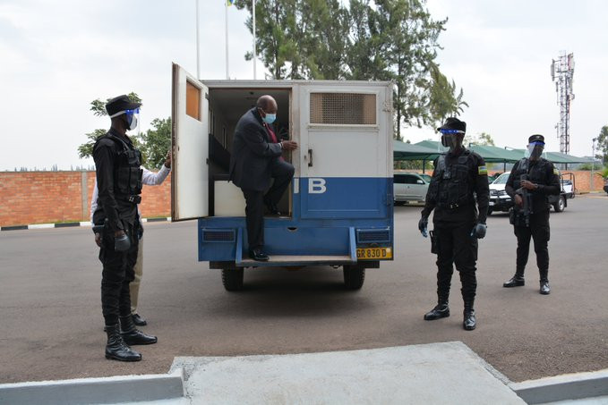 Hotel Rwanda' film hero, Paul Rusesabagina arrested on terrorism charges -  News Dey