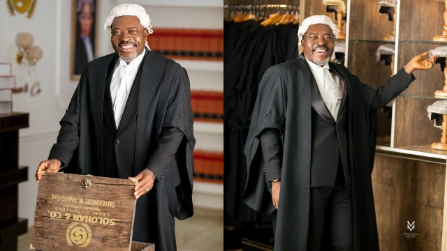 Law school is not easy', Kanayo O Kanayo opens up on his journey of becoming a Barrister