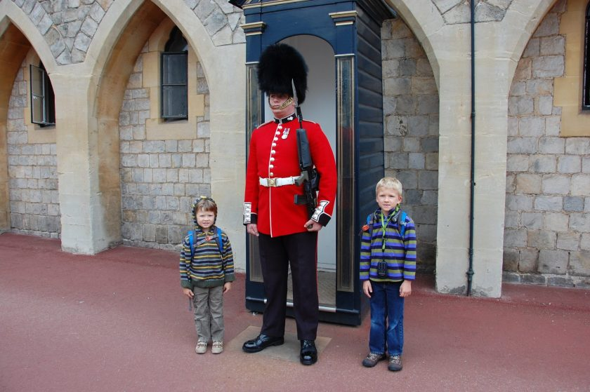 Windsor Castle_KidsGuard