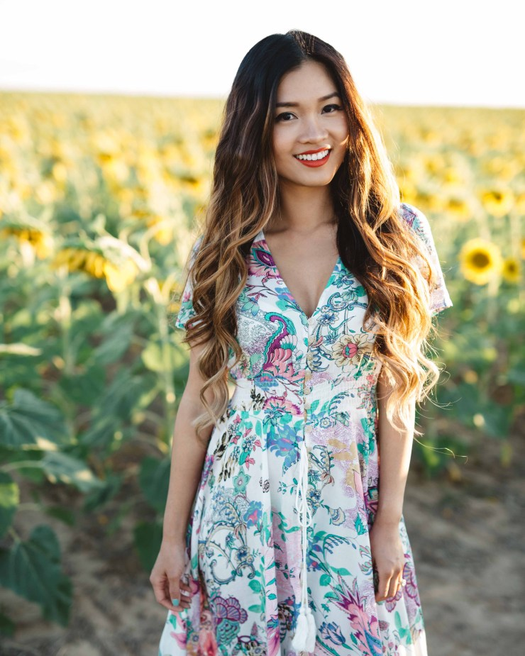 SheInMaxiDress-4