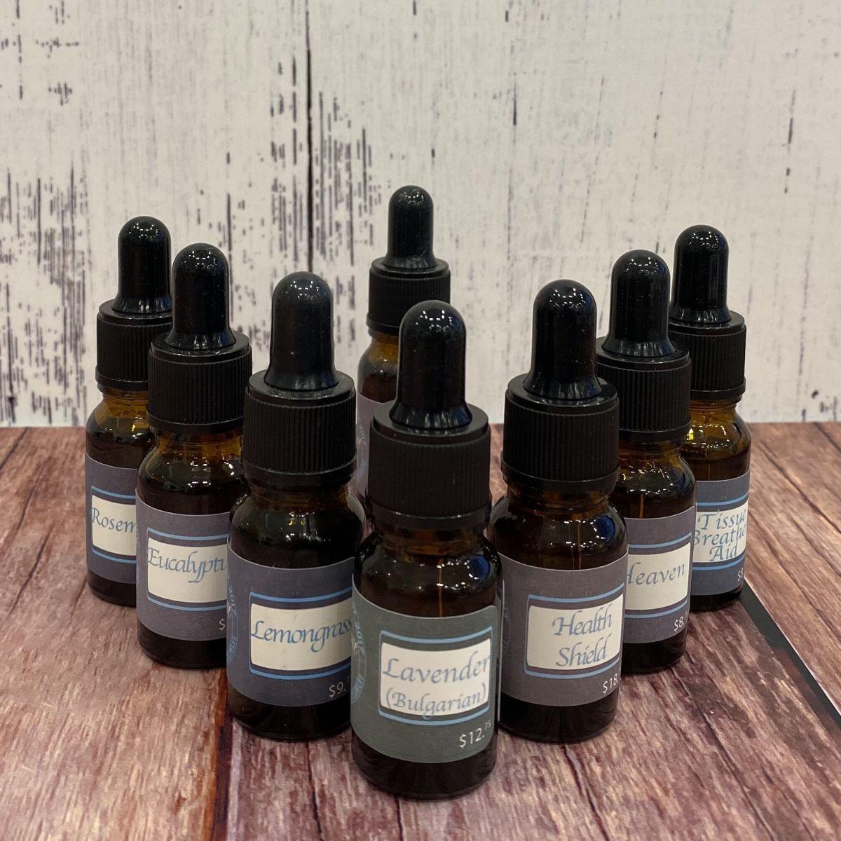 essential oil image