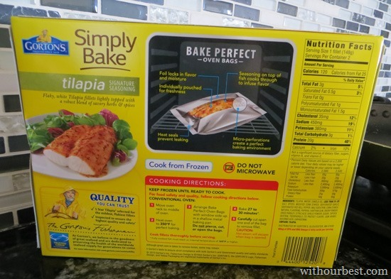 How to bake salmon and tilapia howsto gorton s simply bake eating more fish in 2017 how to perfectly cook salmon ccuart Image collections
