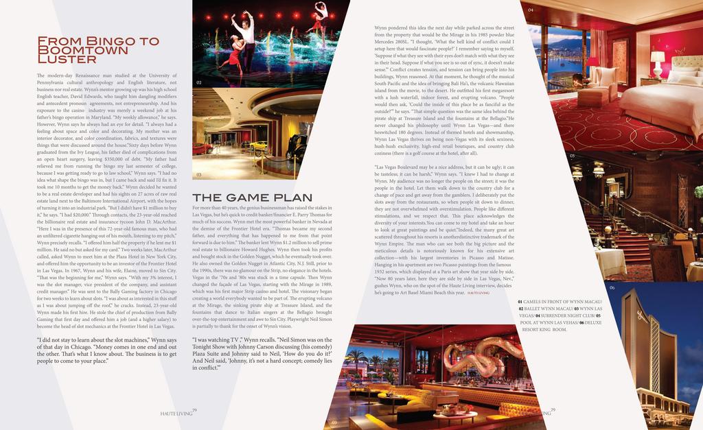 Haute Living Interview - Freelance Design Magazine