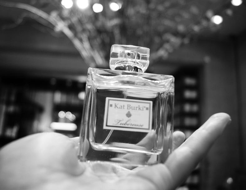 Kat Burki Perfume