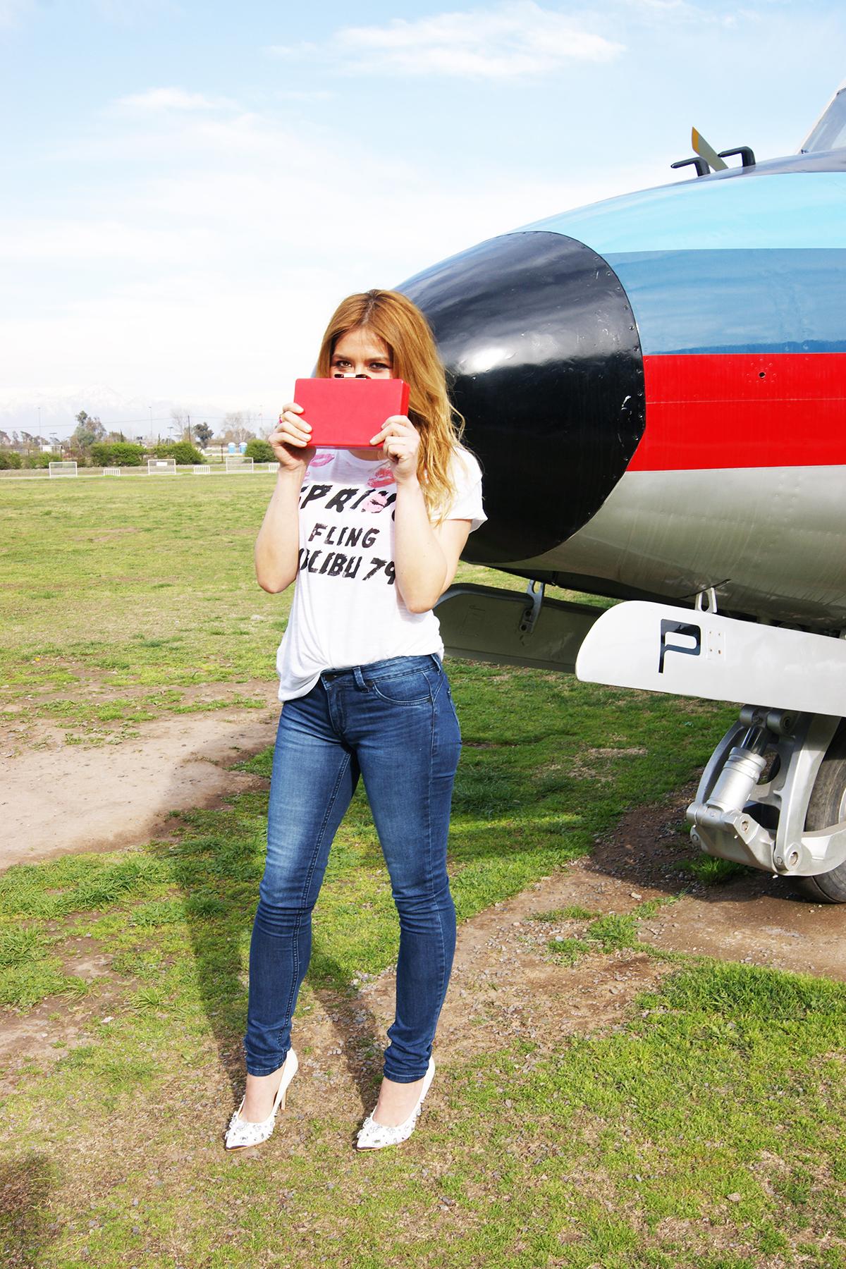 Spring flying Malibu AeronauticsMuseum