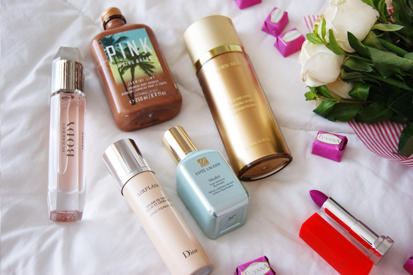 Beauty products latest favorites