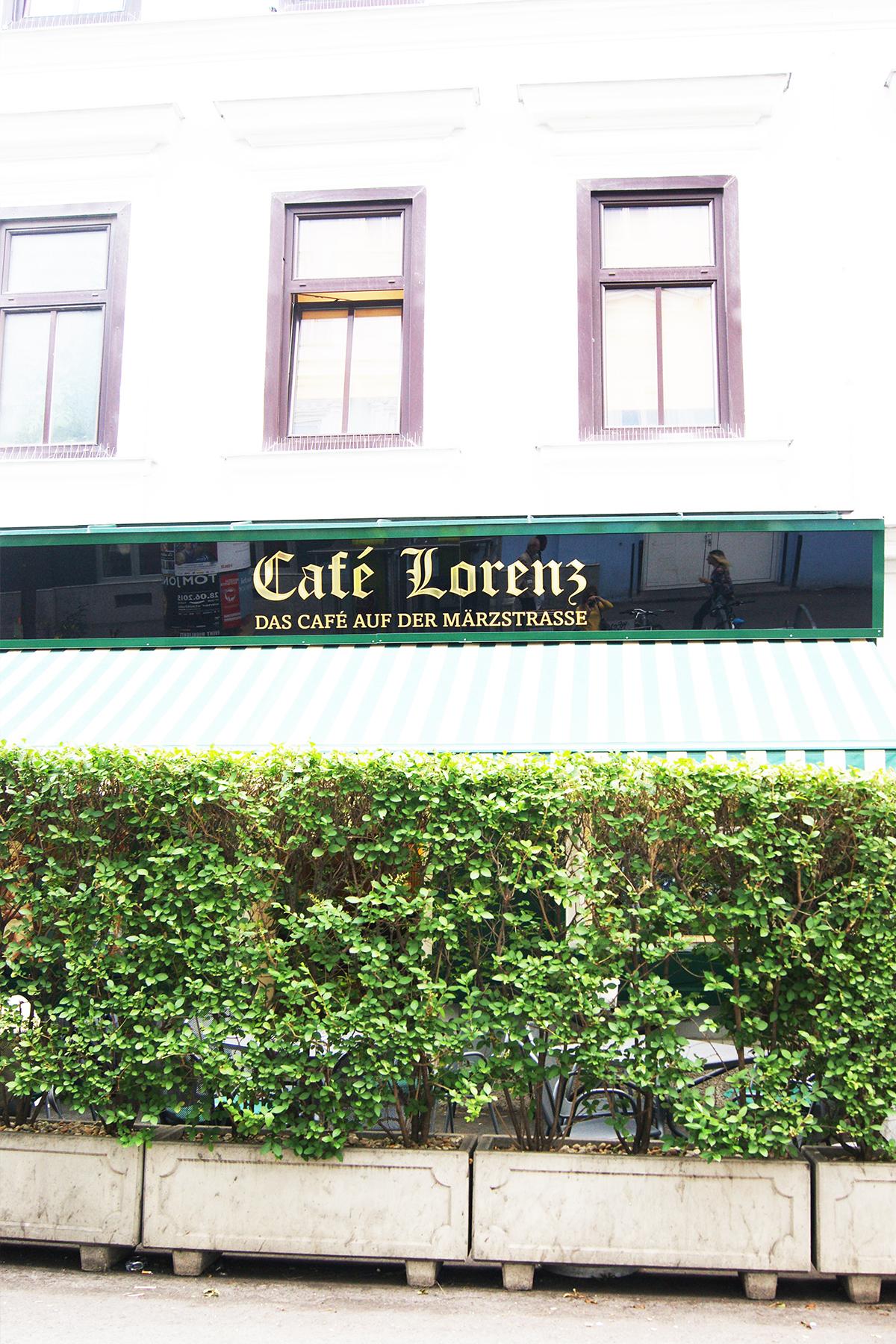 Cafe Lorenz Vienna