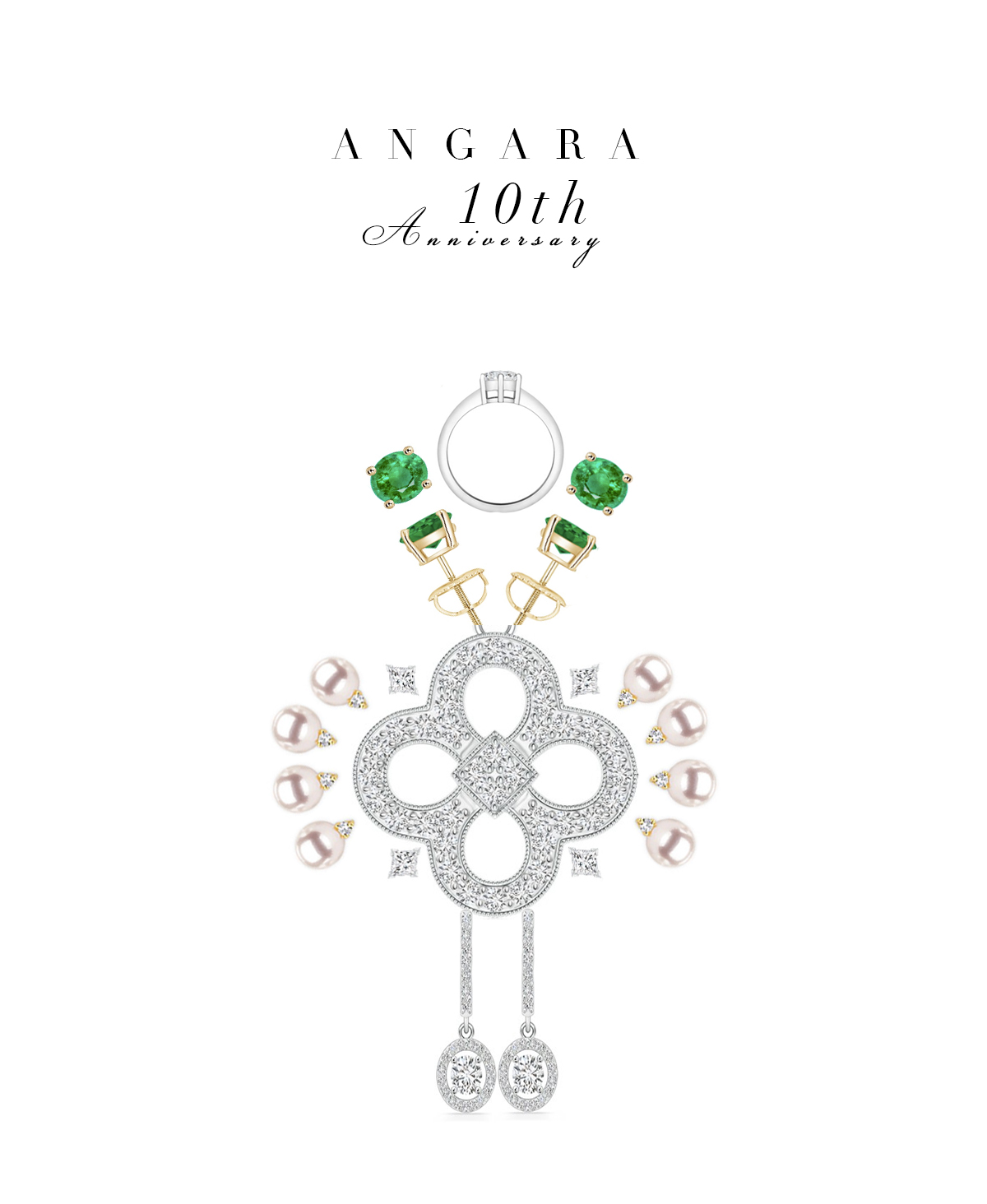 Angara 10th Anniversary Sale