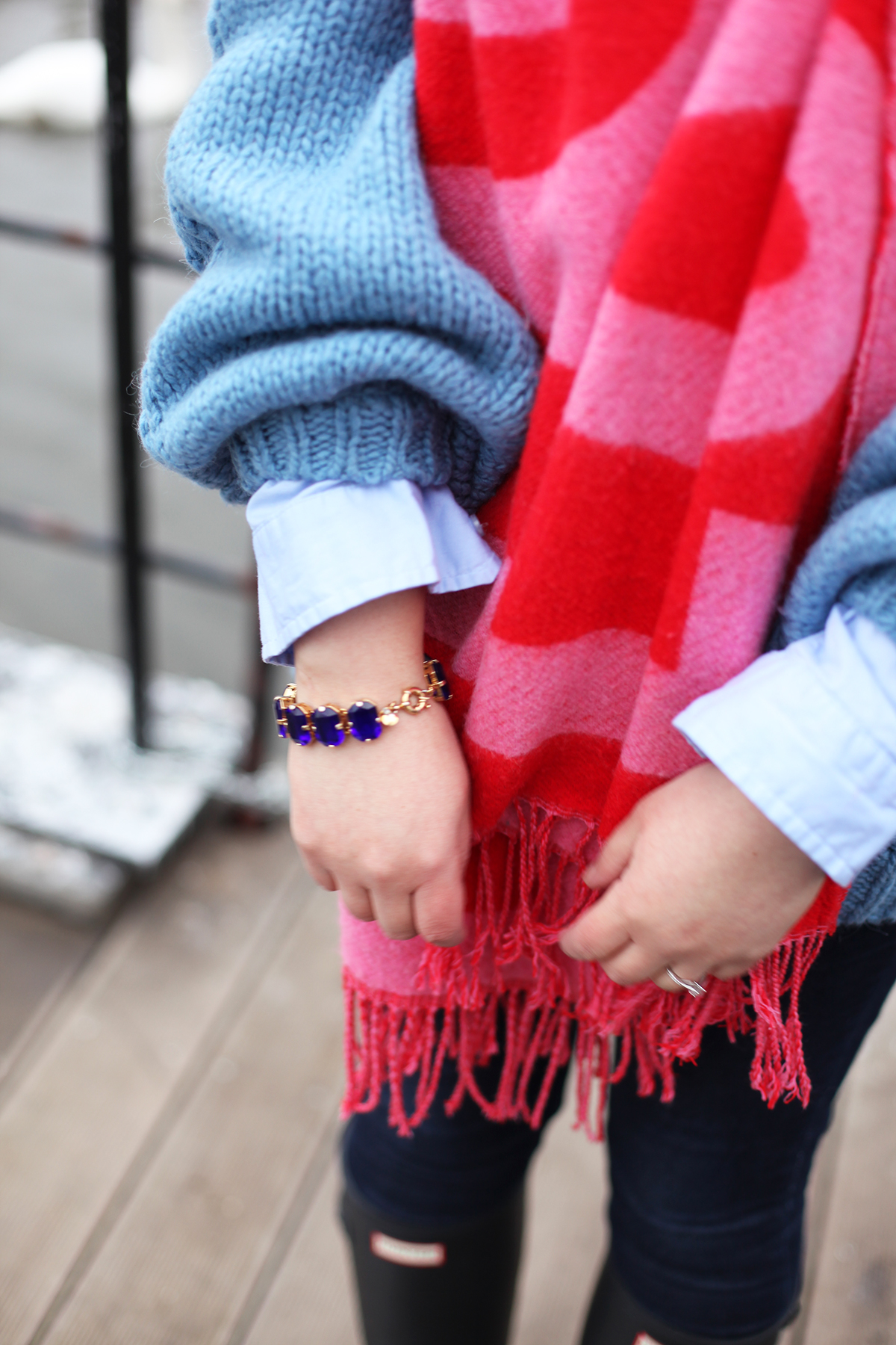 accessories from J.crew.