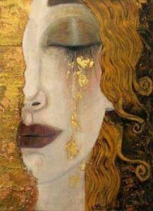 Freya's Tears by Gustav Klimt