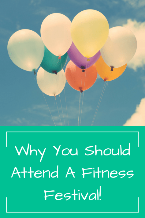 Why You Should Attend A Fitness Festival