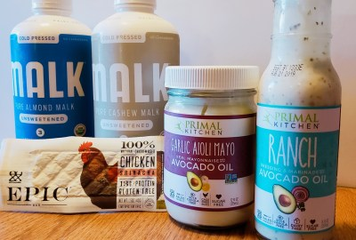 Whole 30 Snacks and Products