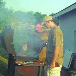 Community Rodeo Grilling