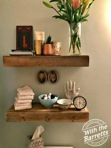 Shelves After