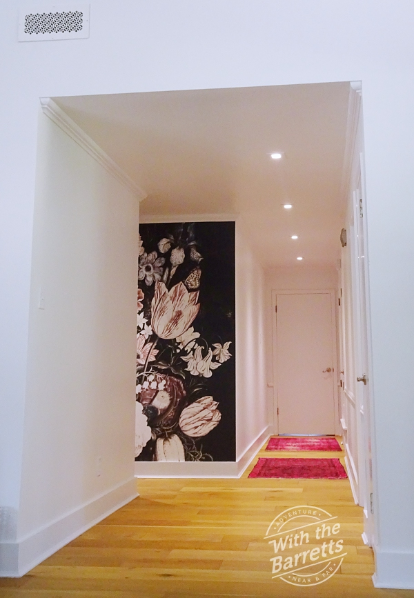 Hallway Opening After