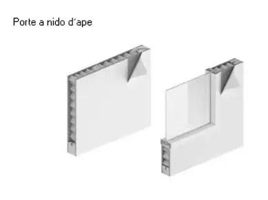 Come scegliere e prezzi delle porte interne - Porta tamburata legno ...