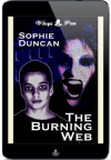 The Burning Web by Sophie Duncan - Wittegen Press