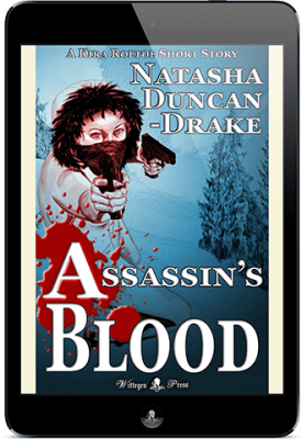 Assassin's Blood (Paranormal Intrigue)