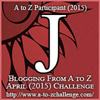 AtoZ Challenge 2015 Wittegen Press J