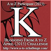 AtoZ Challenge 2015 Wittegen Press K