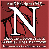 AtoZ Challenge 2015 Wittegen Press N