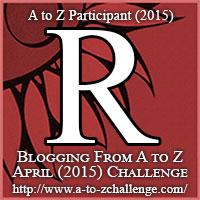 AtoZ Challenge 2015 Wittegen Press R