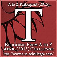 AtoZ Challenge 2015 Wittegen Press T
