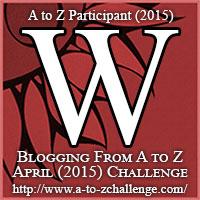 AtoZ Challenge 2015 Wittegen Press W