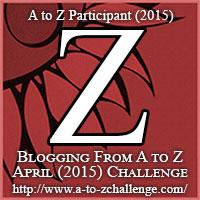 AtoZ Challenge 2015 Wittegen Press Z