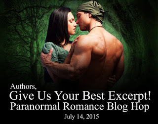Paranormal Romance Blog Hop: Give Us Your Best Excerpt!