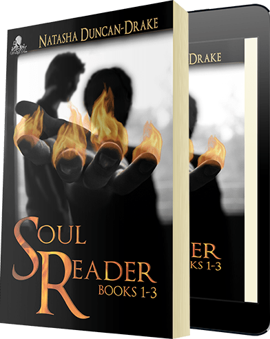 Soul Reader Books 1-3