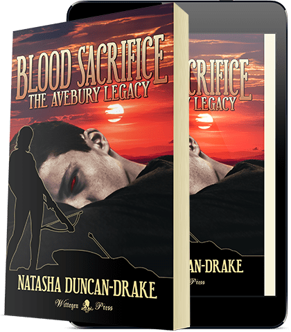 Blood Sacrifice: The Avebury Legacy (Vampires : The New Age #1)
