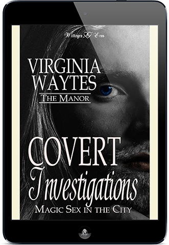 Covert Investigations: Magic Sex in the City (The Manor #5)