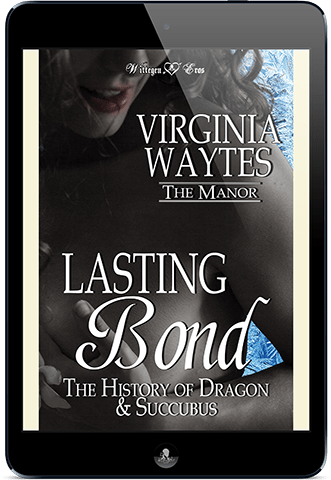Lasting Bond: The History of Dragon & Succubus (The Manor #20)