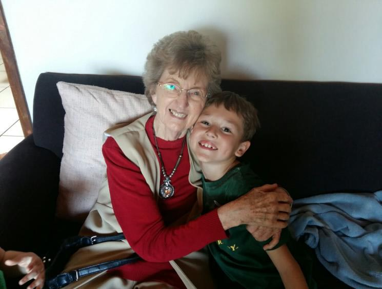 Tante Hildegard Reinstorf